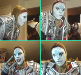 King of selfies [Zant makeup 2] by Angler-Shark