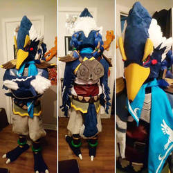 Revali test shots by Angler-Shark