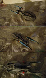 Custom Odyssey for Attack Wing by WyattStoneNCC96230A