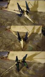 Arwing (Assault) Miniature by WyattStoneNCC96230A
