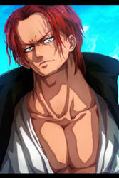 Shanks by Mad-AK