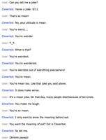 Cleverbot - MEAN and PWNED by slim58