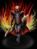 Who Calls the Dragon Knight? by slim58