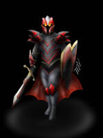 Dragon Knight w/o Fire (just cus) by slim58