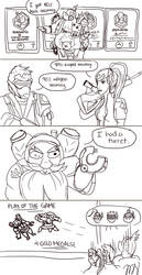 [Comic] Torbjorn's Turret Accuracy by slim58