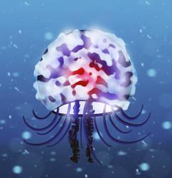 Jellyfish by ElizabethCute1998