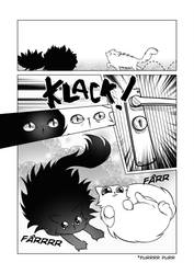 Fluffy Ninja!! pg. 5 (END) by ChickenAngel
