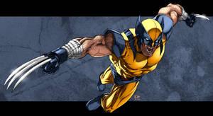 Wolverine comin at ya' by sketchpimp