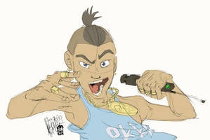 MC Sokka by TheArtrix