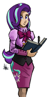 Starlight Glimmer by TheArtrix