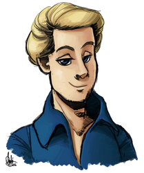 Milo Yiannopoulos by TheArtrix