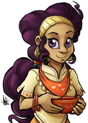 Saffron Masala by TheArtrix