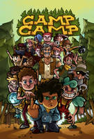 Camp Camp by TheArtrix