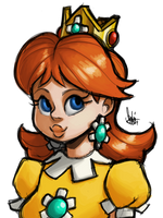 Daisy by TheArtrix
