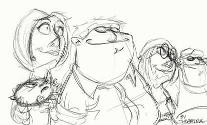 Scrap - Family Guy by TheArtrix