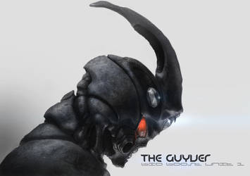 the guyver by derylbraun