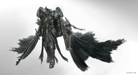 Knight by derylbraun
