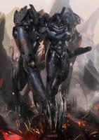 Hades Version 2 by derylbraun