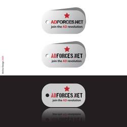 AdForces.net logo by Verine