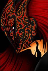 Le demon by Nino-Yokai