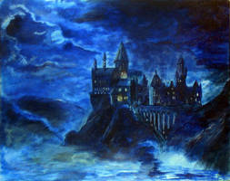 hogwarts by dean1029