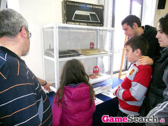 Family at GameLand by GameSearch by GameSearch