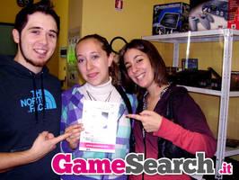 Nuovi fan di GameSearch by GameSearch