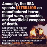 Radical Extremism by OrderOfTheNewWorld