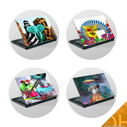 Laptop Covers (original designs) by ToniOHeart