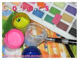 Colors by kira-chan05