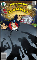 Doo-Wop Des Damnes - Poster by dirtgab