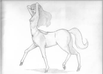 Vain Centauress by OTYL82