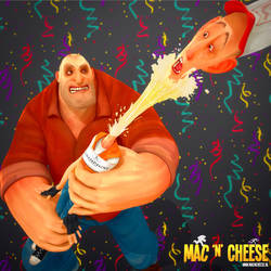 Mac 'n' Cheese's Million views by Hankins