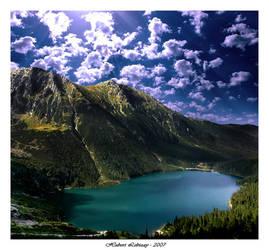 The Eden of that Dim Lake by Hubzay