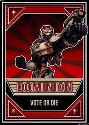 Vote Dominion by Krutfarfar