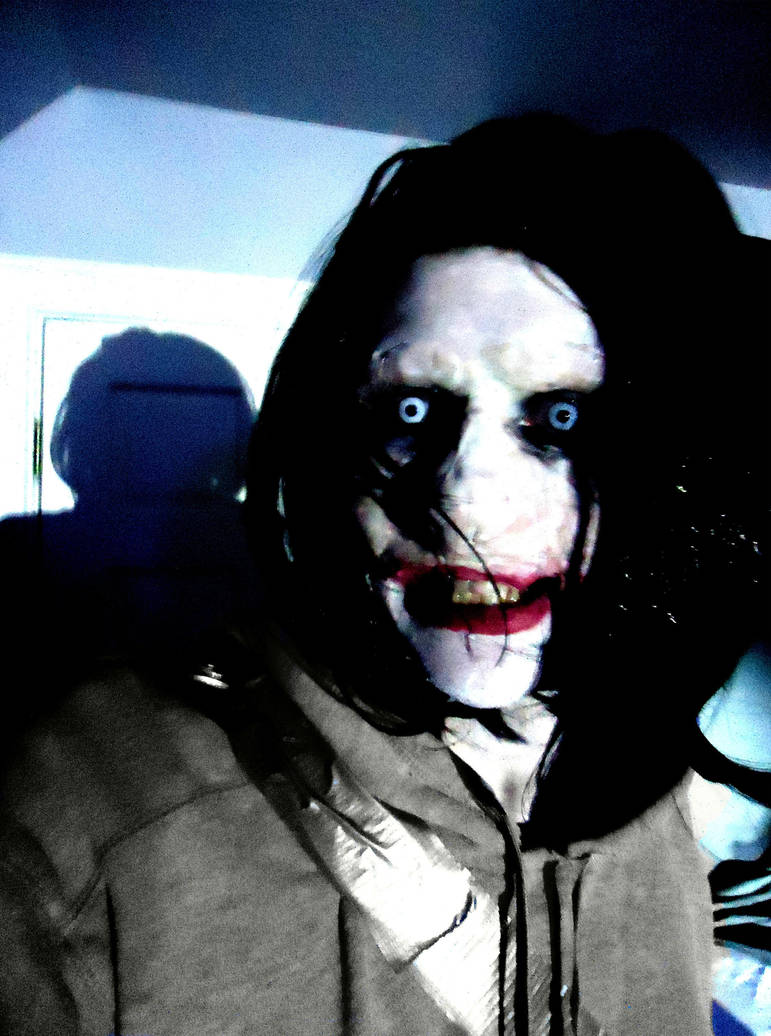 Jeff the Killer 5 by SnuffBomb