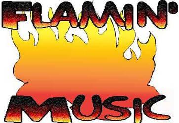Flamin Music by rockstar-kat666