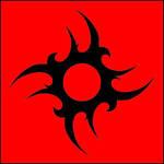 tribal sun by rockstar-kat666
