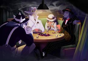 Mafia Meeting by s0s2