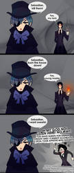 Black Butler in a nutshell by s0s2