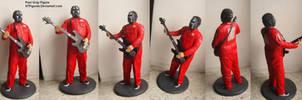 Paul Gray Slipknot Figure by MiniGuitars