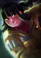 STAR WARS TLJ :: Rose Tico by Khwan123-and-ninjago
