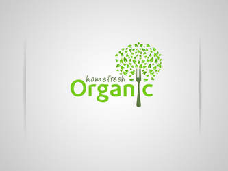 Home Fresh Organic Concept 3 by 11thagency