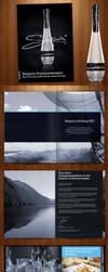 Sanpuro Broucher Design by 11thagency