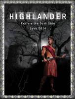 HIGHLANDER - Explore the Dark Side by Maneku