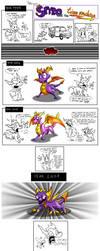 Skylanders Spyro's Adventure by Twarda8
