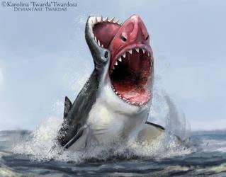 Face Shark by Twarda8