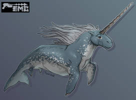 Marine Unicorn by Twarda8