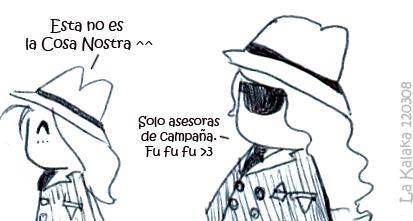 No Salen en El Padrino by kala-k