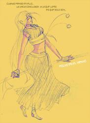 I'm dus in the wind by kala-k